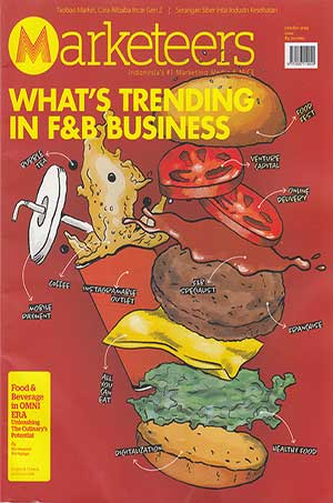 MARKETEERS OCTOBER 2019 : WHAT'S TRENDING IN F&B BUSINESS